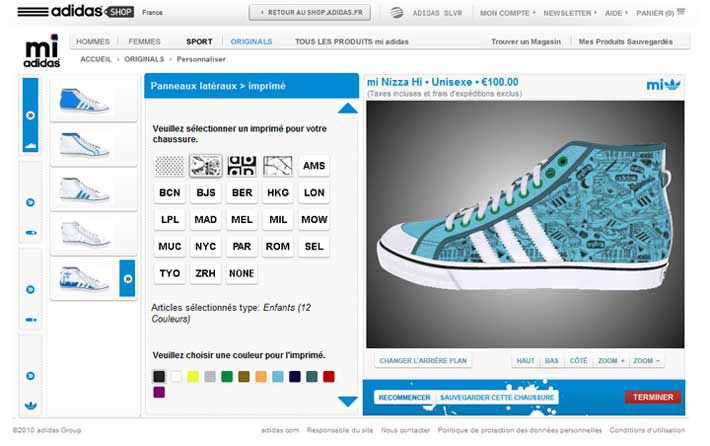 Chaussure Adidas Personnalisé : Personnaliser ses chaussures